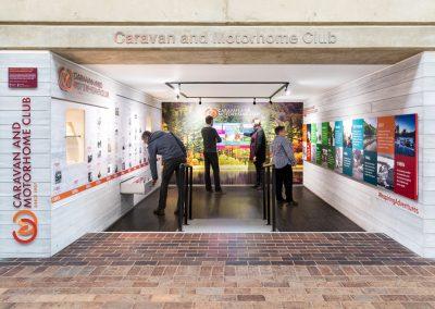 Caravan and Motorhome Club    Beaulieu Museum
