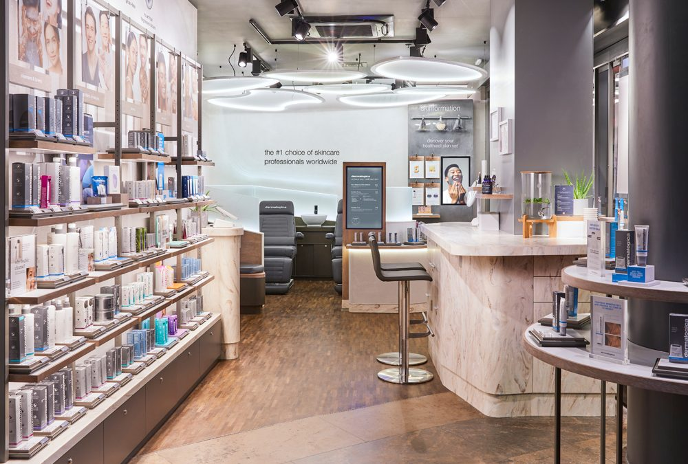 Dermalogica | Bluewater Store Fit Out